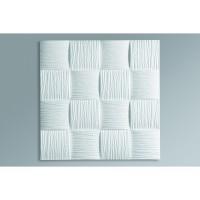 Велла (люкс) 500*500/18/ Плитка потолочная