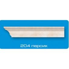 204 ИУ персик /140/ 2000*44 Плинтус потолочный
